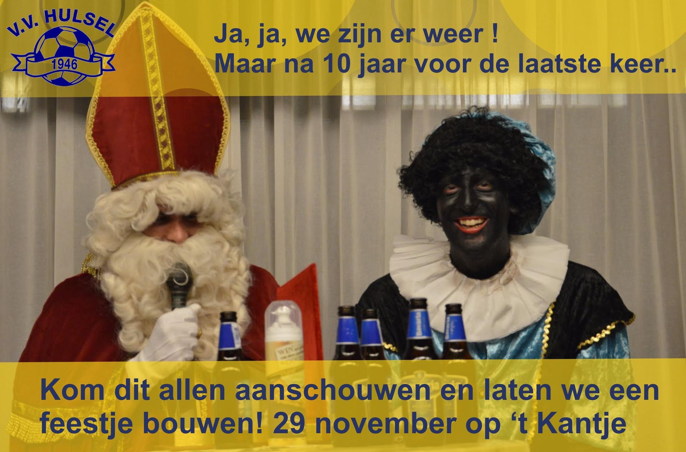 Sint en Piet wie kent ze niet..