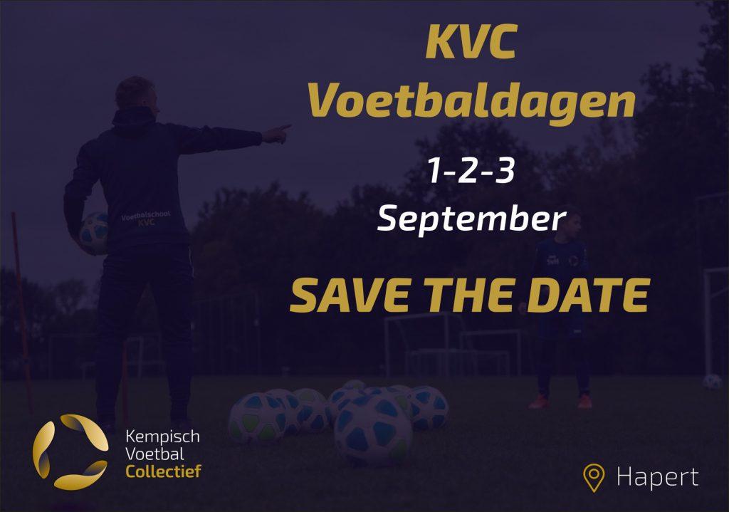 KVC Voetbaldagen